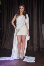 Lucy Pinder_s Bollywood debut with Warrior Savitri in Hardrock Cafe on 24th March 2015 (36)_55125c3c36b9f.JPG
