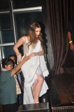Lucy Pinder_s Bollywood debut with Warrior Savitri in Hardrock Cafe on 24th March 2015 (37)_55125c3f772c7.JPG