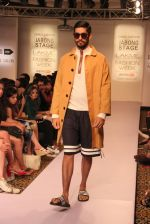 Model walk the ramp for Dhruv Kapoor at Lakme Fashion Show 2015 on 20th March 2015 (54)_551258e253cc6.JPG