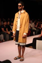 Model walk the ramp for Dhruv Kapoor at Lakme Fashion Show 2015 on 20th March 2015 (55)_551258e47fdcd.JPG