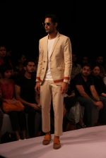 Model walk the ramp for Sahil Aneja at Lakme Fashion Show 2015 on 20th March 2015 (8)_55125889efc00.JPG
