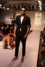 Model walk the ramp for Sahil Aneja at Lakme Fashion Show 2015 on 20th March 2015 (31)_551258df11a6b.JPG