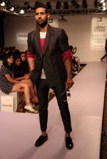 Model walk the ramp for Sahil Aneja at Lakme Fashion Show 2015 on 20th March 2015 (46)_551258f26c197.JPG