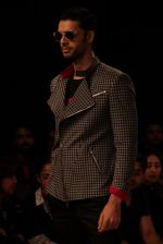 Model walk the ramp for Sahil Aneja at Lakme Fashion Show 2015 on 20th March 2015 (50)_551258f64a691.JPG