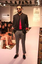 Model walk the ramp for Sahil Aneja at Lakme Fashion Show 2015 on 20th March 2015 (56)_551259041bd30.JPG