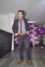 Aamir Ali at & TV Dilli Wali Thakur Gurls launch in Mumbai on 25th March 2015 (25)_5513c82a43a7a.JPG