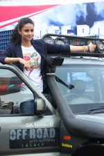 Gul Panag at Mahindra & Discovery Off Road With Gul Panag series launch in Mumbai on 25th March 2015 (57)_5513ccf81157e.JPG