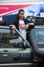 Gul Panag at Mahindra & Discovery Off Road With Gul Panag series launch in Mumbai on 25th March 2015 (58)_5513ccf9c8340.JPG