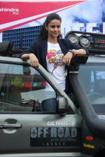 Gul Panag at Mahindra & Discovery Off Road With Gul Panag series launch in Mumbai on 25th March 2015 (59)_5513ccfd02f6b.JPG