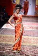 Model walk the ramp for JJ Valaya on day 1 of Amazon India Fashion Week on 25th March 2015 (309)_5513d0eae5ce6.JPG