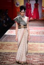 Model walk the ramp for JJ Valaya on day 1 of Amazon India Fashion Week on 25th March 2015 (73)_5513ce2cc39b6.JPG