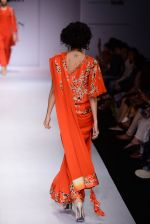 Model walk the ramp for Nikasha on day 1 of Amazon India Fashion Week on 25th March 2015 (96)_5513d2ded7ca2.JPG