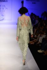 Model walk the ramp for Payal Singhal on day 1 of Amazon India Fashion Week on 25th March 2015 (174)_5513d55a6d3c1.JPG