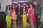 Sukirti Kandpal, Supriya Pilgaonkar, Anang Desai, Aamir Ali at & TV Dilli Wali Thakur Gurls launch in Mumbai on 25th March 2015 (34)_5513c86491c73.JPG