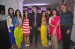 Sukirti Kandpal, Supriya Pilgaonkar, Anang Desai, Aamir Ali at & TV Dilli Wali Thakur Gurls launch in Mumbai on 25th March 2015 (37)_5513c86575724.JPG