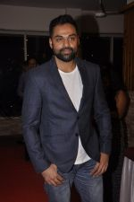 Abhay Deol at Ashley Lobo_s Amara Premiere in Mumbai on 26th March 2015 (27)_55152da3ce559.JPG