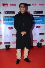 Abhijeet Bhattacharya at HT Mumbai_s Most Stylish Awards 2015 in Mumbai on 26th March 2015(1660)_55153fafd00cd.JPG