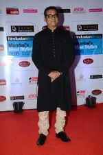 Abhijeet Bhattacharya at HT Mumbai_s Most Stylish Awards 2015 in Mumbai on 26th March 2015(1661)_55153fb1b6ead.JPG
