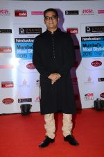 Abhijeet Bhattacharya at HT Mumbai_s Most Stylish Awards 2015 in Mumbai on 26th March 2015(1667)_55153fb951d7e.JPG