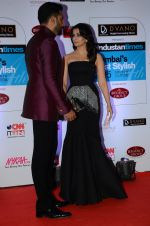 Abhishek Bachchan, Aishwarya Rai Bachchan at HT Mumbai_s Most Stylish Awards 2015 in Mumbai on 26th March 2015 (1099)_5515426980368.JPG