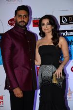 Abhishek Bachchan, Aishwarya Rai Bachchan at HT Mumbai_s Most Stylish Awards 2015 in Mumbai on 26th March 2015 (1143)_55154389e4bbc.JPG