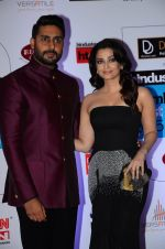Abhishek Bachchan, Aishwarya Rai Bachchan at HT Mumbai_s Most Stylish Awards 2015 in Mumbai on 26th March 2015 (1145)_5515438b3ebcd.JPG