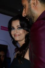 Abhishek Bachchan, Aishwarya Rai Bachchan at HT Mumbai_s Most Stylish Awards 2015 in Mumbai on 26th March 2015 (1214)_5515428bf0663.JPG