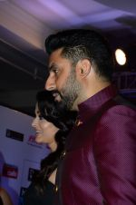 Abhishek Bachchan, Aishwarya Rai Bachchan at HT Mumbai_s Most Stylish Awards 2015 in Mumbai on 26th March 2015 (1221)_55154290186d1.JPG