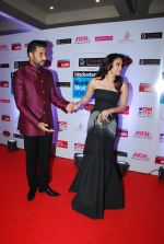 Abhishek Bachchan, Aishwarya Rai Bachchan at HT Mumbai_s Most Stylish Awards 2015 in Mumbai on 26th March 2015 (408)_5515426366d61.JPG