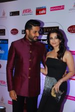 Abhishek Bachchan, Aishwarya Rai Bachchan at HT Mumbai_s Most Stylish Awards 2015 in Mumbai on 26th March 2015 (415)_55154268111e5.JPG