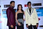 Abhishek Bachchan, Aishwarya Rai Bachchan, Amitabh Bachchan at HT Mumbai_s Most Stylish Awards 2015 in Mumbai on 26th March 2015 (1198)_551542ae0a0a2.JPG