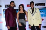 Abhishek Bachchan, Aishwarya Rai Bachchan, Amitabh Bachchan at HT Mumbai_s Most Stylish Awards 2015 in Mumbai on 26th March 2015 (1203)_551543b32b716.JPG