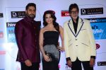 Abhishek Bachchan, Aishwarya Rai Bachchan, Amitabh Bachchan at HT Mumbai_s Most Stylish Awards 2015 in Mumbai on 26th March 2015 (1205)_55154482381ed.JPG