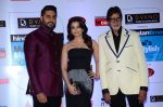 Abhishek Bachchan, Aishwarya Rai Bachchan, Amitabh Bachchan at HT Mumbai_s Most Stylish Awards 2015 in Mumbai on 26th March 2015 (1206)_551543b48d07c.JPG