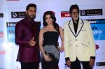 Abhishek Bachchan, Aishwarya Rai Bachchan, Amitabh Bachchan at HT Mumbai_s Most Stylish Awards 2015 in Mumbai on 26th March 2015 (1208)_5515444e7304d.JPG