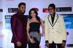 Abhishek Bachchan, Aishwarya Rai Bachchan, Amitabh Bachchan at HT Mumbai_s Most Stylish Awards 2015 in Mumbai on 26th March 2015 (1211)_551543b5926bc.JPG