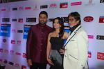 Abhishek Bachchan, Aishwarya Rai Bachchan, Amitabh Bachchan at HT Mumbai_s Most Stylish Awards 2015 in Mumbai on 26th March 2015 (415)_5515439c7cad7.JPG