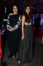 Aditi Rao, Tisca Chopra at HT Mumbai_s Most Stylish Awards 2015 in Mumbai on 26th March 2015 (1549)_551545288be44.JPG