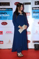 Alka Yagnik at HT Mumbai_s Most Stylish Awards 2015 in Mumbai on 26th March 2015(2098)_55153fd29e762.JPG