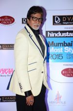 Amitabh Bachchan at HT Mumbai_s Most Stylish Awards 2015 in Mumbai on 26th March 2015 (1210)_551544a13f312.JPG