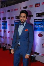 Ayushman Khurana at HT Mumbai_s Most Stylish Awards 2015 in Mumbai on 26th March 2015 (231)_5515491dc8fe0.JPG