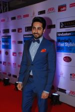 Ayushman Khurana at HT Mumbai_s Most Stylish Awards 2015 in Mumbai on 26th March 2015 (232)_55154920d98f7.JPG