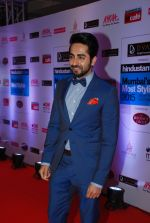 Ayushman Khurana at HT Mumbai_s Most Stylish Awards 2015 in Mumbai on 26th March 2015 (233)_55154921d8019.JPG