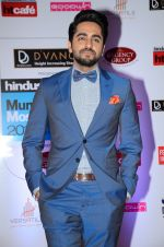 Ayushman Khurana at HT Mumbai_s Most Stylish Awards 2015 in Mumbai on 26th March 2015 (579)_551549440f710.JPG