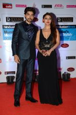 Debina Banerjee, Gurmeet Chaudhary at HT Mumbai_s Most Stylish Awards 2015 in Mumbai on 26th March 2015 (1541)_55154957da908.JPG