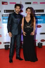Debina Banerjee, Gurmeet Chaudhary at HT Mumbai_s Most Stylish Awards 2015 in Mumbai on 26th March 2015 (1543)_55154959976fd.JPG