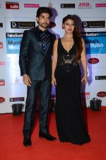 Debina Banerjee, Gurmeet Chaudhary at HT Mumbai_s Most Stylish Awards 2015 in Mumbai on 26th March 2015 (1547)_5515495cad099.JPG