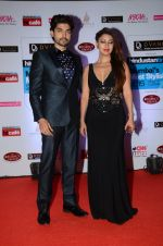 Debina Banerjee, Gurmeet Chaudhary at HT Mumbai_s Most Stylish Awards 2015 in Mumbai on 26th March 2015 (1553)_55154961ecfe9.JPG