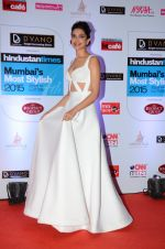 Deepika Padukone at HT Mumbai_s Most Stylish Awards 2015 in Mumbai on 26th March 2015 (1498)_5515499aac781.JPG