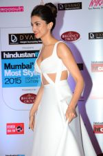 Deepika Padukone at HT Mumbai_s Most Stylish Awards 2015 in Mumbai on 26th March 2015 (1547)_551549fae9138.JPG
